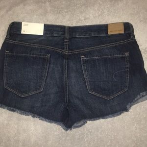 American Eagle Outfitters Shorts - NWT AMERICAN EAGLE TOMGIRL SHORTS